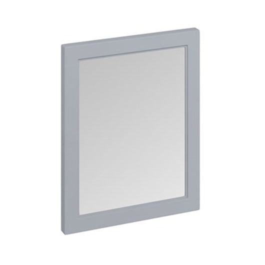 Burlington 600mm Wooden Framed Mirror - Grey