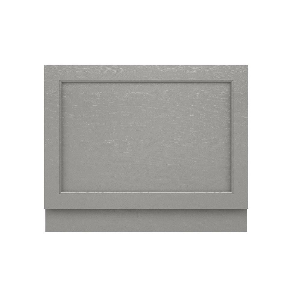 Old London 680 Bath End Panel - Storm Grey