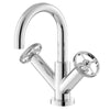 Hudson Reed Revolution Industrial Mono Basin Mixer - welovecouk