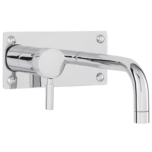 Hudson Reed Tec Wall Mounted Lever Basin / Bath Filler