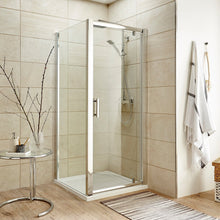 ShowerWorX Atlantic 900 Pivot Shower Door - welovecouk