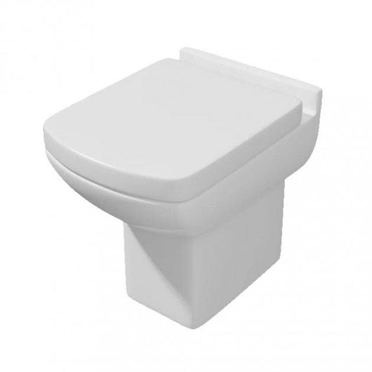 Refine Back to Wall Toilet & Soft Close Seat