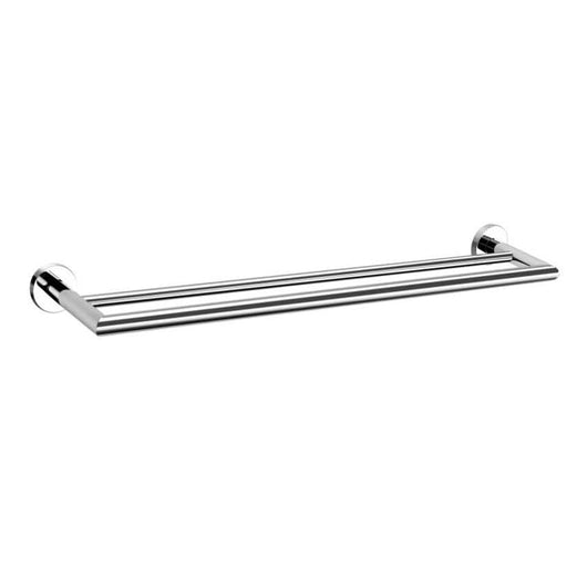 DesignCo Sanctity Chrome Double Towel Rail
