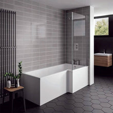 Square Shower Bath 1700
