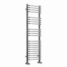 Reina Isaro 1100 x 300mm Straight Heated Towel Rail - welovecouk
