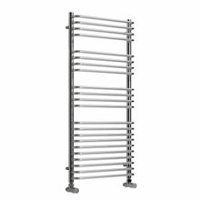 Reina Isaro 1100 x 500mm Straight Heated Towel Rail - welovecouk