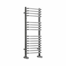 Reina Isaro 800 x 300mm Straight Heated Towel Rail - welovecouk