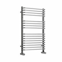 Reina Isaro 800 x 500mm Straight Heated Towel Rail - welovecouk