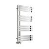 Reina Lovere 960 x 500 Stainless Steel Heated Towel Rail - welovecouk