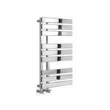 Reina Sesia 860 x 500mm Vertical Heated Towel Rail - welovecouk