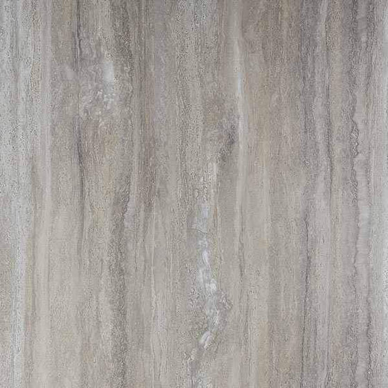 Showerwall Straight Edge 900mm x 2440mm Panel - Silver Travertine - welovecouk