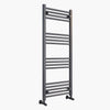 Frankton 1200 x 500mm Anthracite Towel Radiator