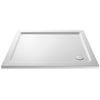 1200 x 700 Rectangle Shower Tray