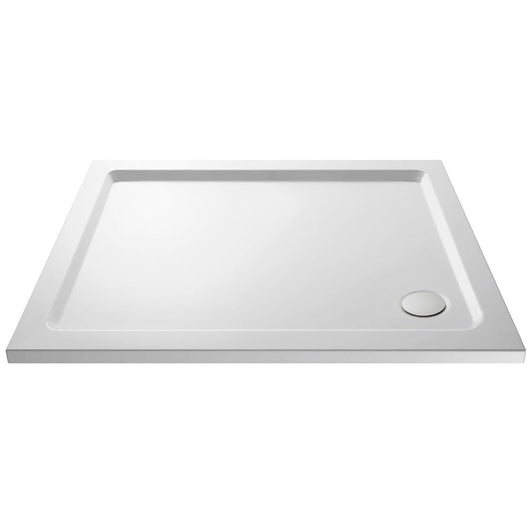 1100 x 700 Rectangle Stone Shower Tray