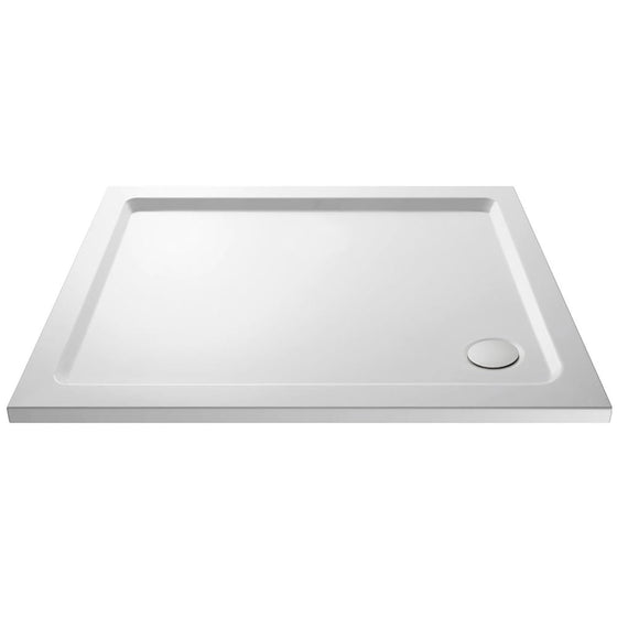 1200 x 800 Rectangle Shower Tray