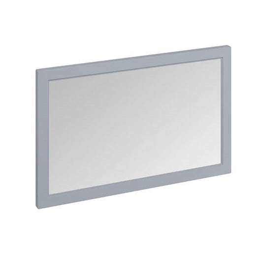 Burlington 1200mm Wooden Framed Mirror - Grey
