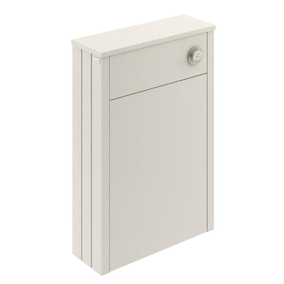 Old London Back to Wall 550 WC Unit - Timeless Sand - welovecouk