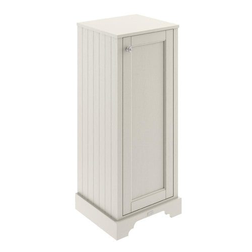 Old London Tall Boy Bathroom Storage Unit - Timeless Sand