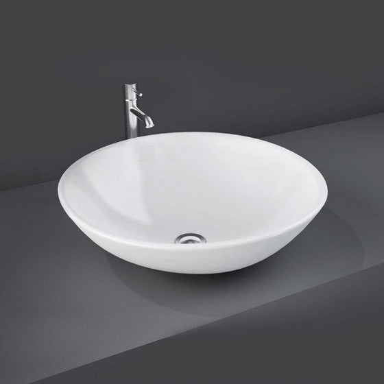 Diana Sit-On Countertop Basin 450mm Wide