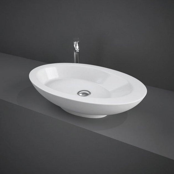Infinity Large Counter Top Basin 580mm Wide