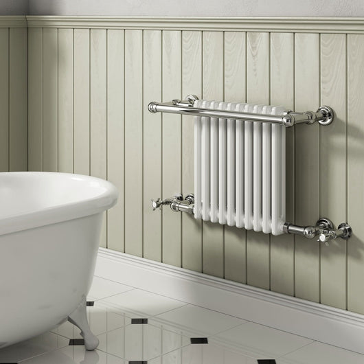 Reina Camden Radiator Heated Towel Rail 508 x 770 - welovecouk