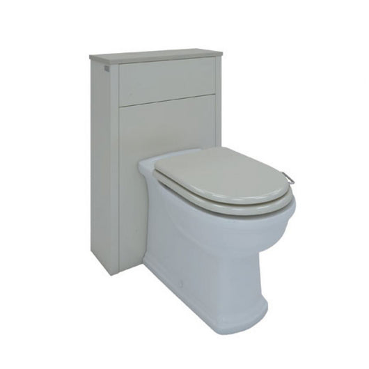 RAK Washington 550mm Back to Wall WC Unit - Greige
