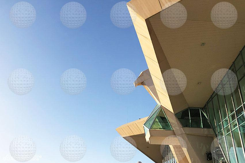 Abu Dhabi Golf Club print