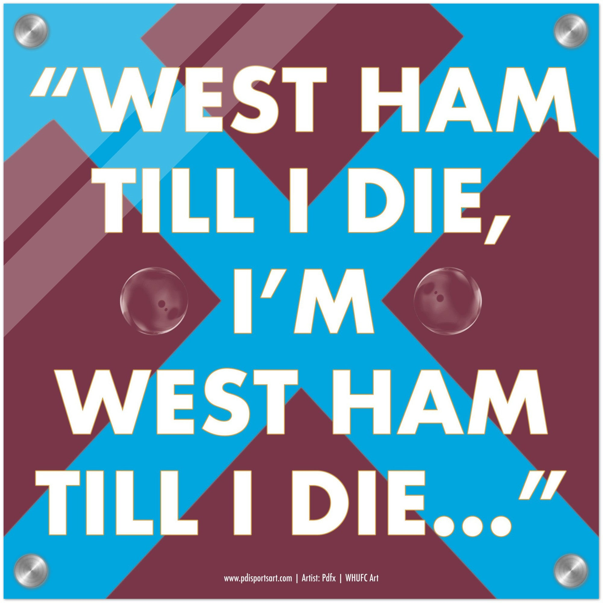 West Ham United Art