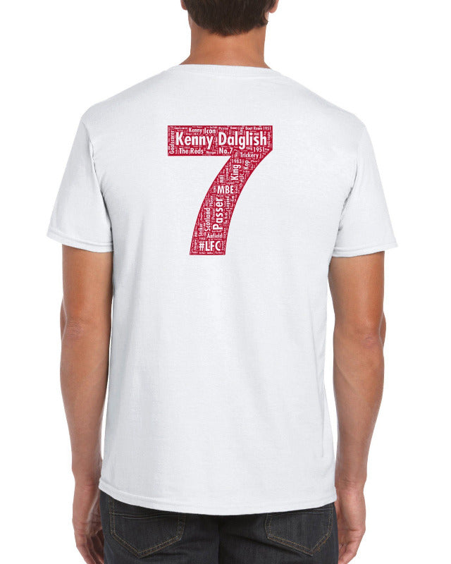 Kenny Dalglish T-shirt