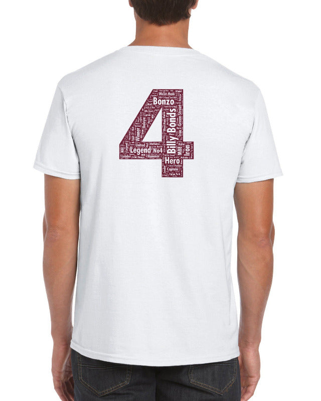 Billy Bonds T-shirt