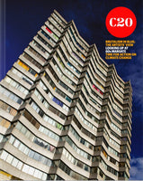 C20 Brutalism in Blue issue 1 2020 Cover
