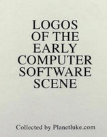 Logos of the Early Computer Software Scene