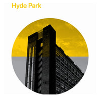 Hyde Park, Sheffield - From The Archives