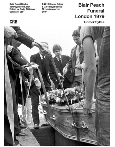 Blair Peach Funeral London 1979