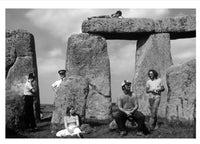 STONEHENGE 1970S COUNTERCULTURE – HOMER SYKES preview