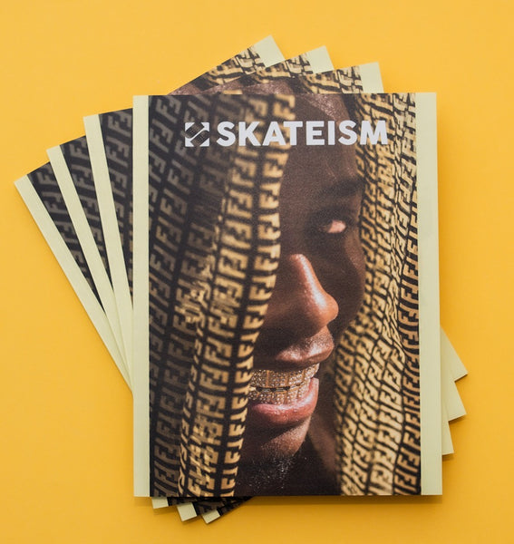 Skateism issue 5 cover
