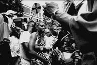 Notting Hill Carnival in the 1990s by Peter Marshall. preview