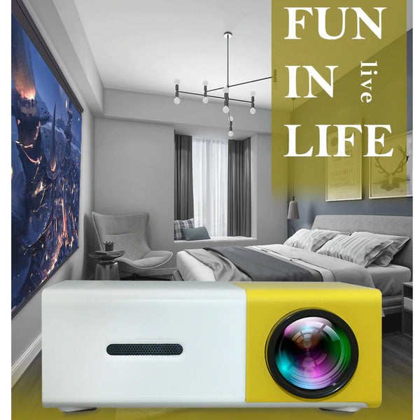 Portable Led Projector