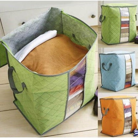 Buy 1 Take 1 - Foldable Bag Organizer