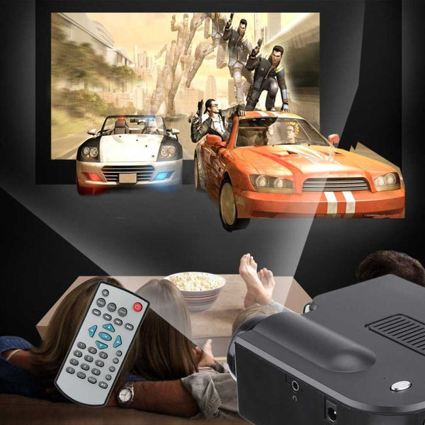 Portable Hd Mini Projector