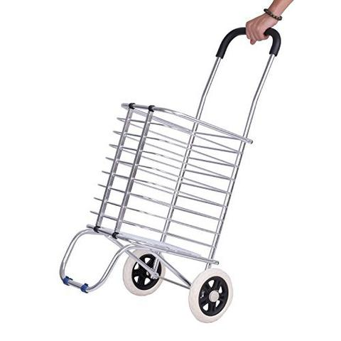 Shopping Cart Foldable Trolley