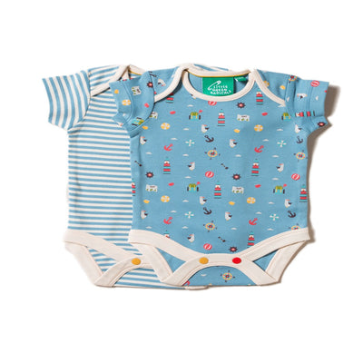 Adventure Island Baby Onesie Set