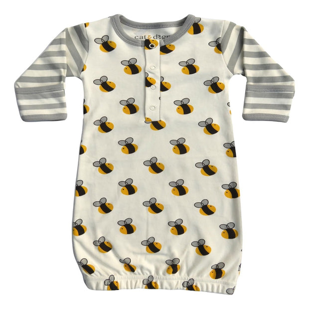 Cat & Dogma Bee Gown
