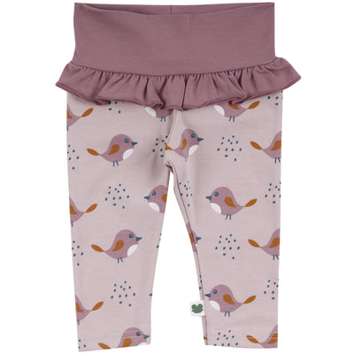 Bird Frill Leggings