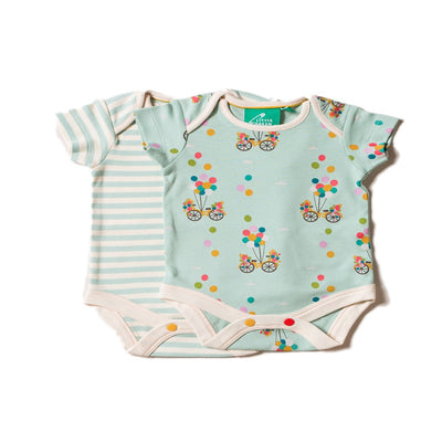 Flying High Baby Onesie Set