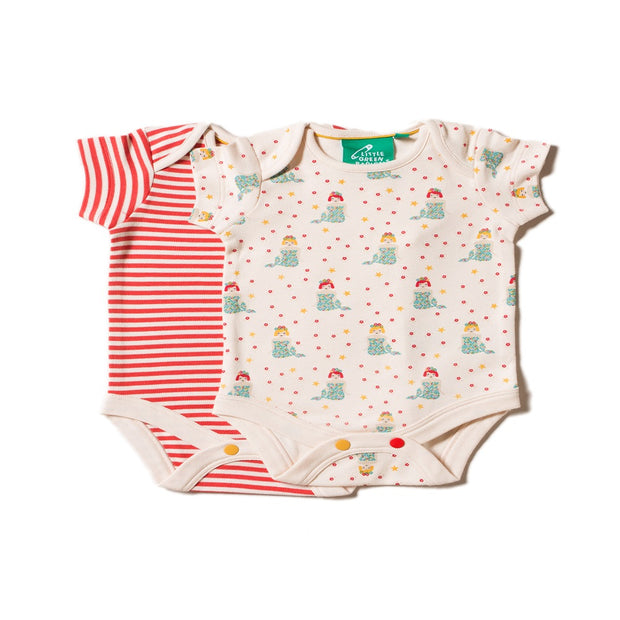 Mermaid & The Starfish Baby Onesie Set