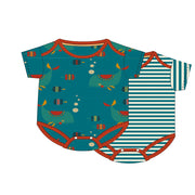 Sealife Baby Onesie Set
