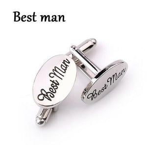 Wedding Cuff links - The Luffy Store