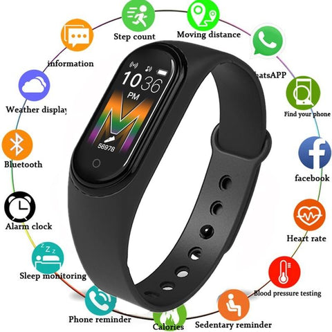 M5 Smart Band Watch - The Luffy Store