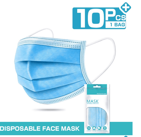 3 Ply Mask - The Luffy Store